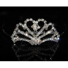 Wedding Bridal Rhinestone Crystal Prom Bridesmaid Comb Tiara