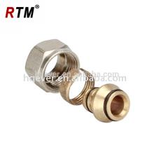 Encaixes de bronze do tubo, encaixe de tubulação