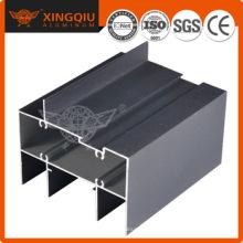 Perfiles de aluminio mecanizado, perfil de extrusión de aluminio para ventana