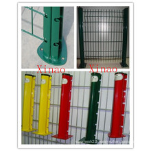 Industrial Fence with Base and Screw