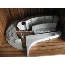 2014 Custom Aluminiumlegierung Druckguss Teile Komponenten