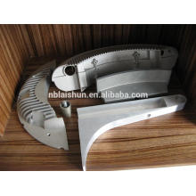 2014 Custom Aluminum alloy die casting parts components