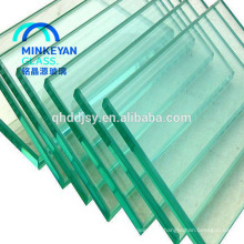 minkeyan iron door with tempered glass from China