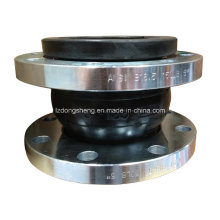 Single Sphere Carbon Steel Zinc Plated Rubber Expansion Joint