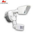 led sensor security spot light in China manufacture led security light with sensor 1x10w led security flood light