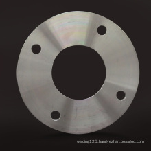 Industrial high precision stainless steel welded pipe flange manufacture