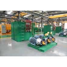 Système hydraulique de four de chauffage