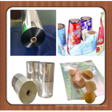 12mic Metallised Polyester Film