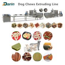Экструзионная линия для двухцветных жевательных резинок для собак