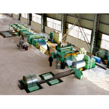 6Hi Leveling cut to length machine