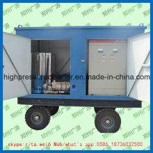 Industrierohr-Rohrreinigungs-Waschmaschinen-Hochdruckstrahlrohr-Reiniger
