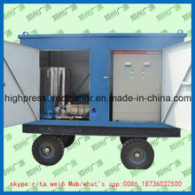 Nettoyeur industriel de tuyau de jet de laveuse de nettoyage de tuyau de tube industriel