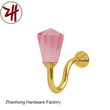Window Deciorate Curtain Crystal Hook (Zh-8701