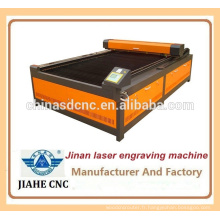 Prix de machine vente chaude 1300 * 2500 laser gravure