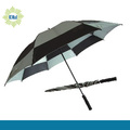 2015 Promotion UV Staight Golf Umbrella