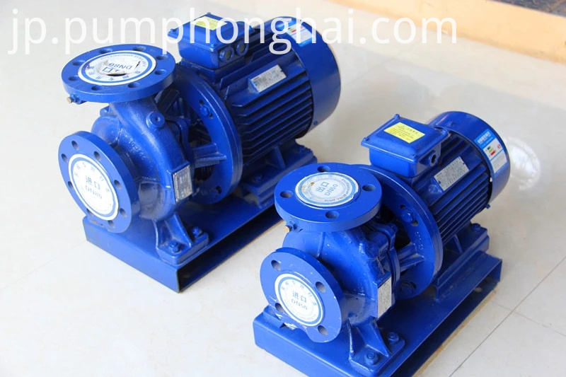 Industrial Electric Motor Centrifugal Water Pump 1