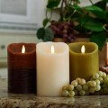 classic Genuine Wax SOMPEX Flame LED candles set