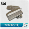 CE ISO9001 Certified Precision Metal Hook For Forklift Part