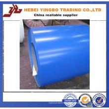 Bobina de aço PPGI de alta resistência / bobina colorida de chapa de aço