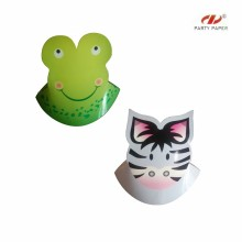 Customized Paper Hats For Kid For Promotion