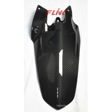 Carbon Fiber Rear Hugger for Ducati Streetfighter