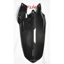 Fibra de carbono traseira Hugger para Ducati Streetfighter