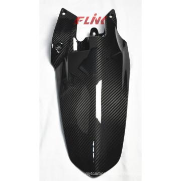 Carbon Fiber Rear Hugger für Ducati Streetfighter