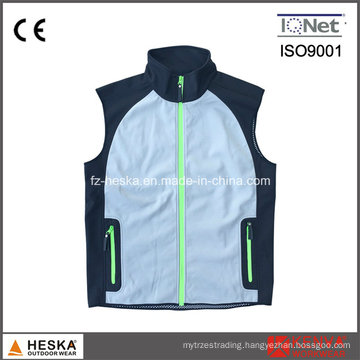 Special Knitted Waistcoat Outdoor Softshell Vest