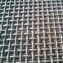 Crimped Wire Mesh För Stone Quarry