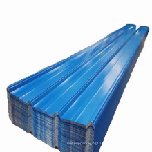 corrugated steel plate  hot dipped galvanized roofing sheet color coated steel sheet color coated price list