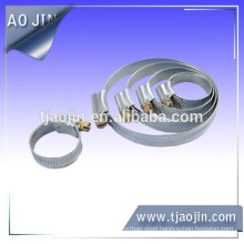 stainless steel316 British type hose clip