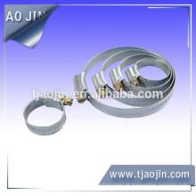 Aço inoxidável316 britânico tipo mangueira clip