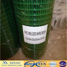 PVC beschichtetes geschweißtes Drahtgeflecht (XA-401)