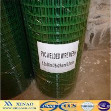 PVC revestido de malha de arame soldado (XA-401)