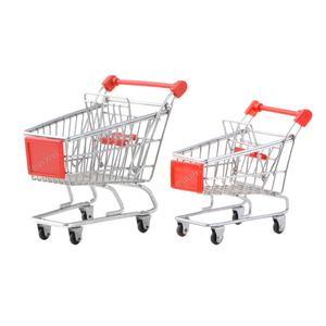 Mini Shopping Carts Wholesale in Customized Logo Design