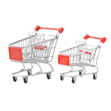 Hot sale good quality for Dollhouse Furniture Hardware Mini Shopping Carts Wholesale in Customized Logo Design export to Russian Federation Factories