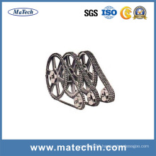 OEM Precision Motorcycle Chain Motorbike Forging Roller Chain