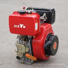 BISON (CHINA) 8hp China Alibaba Kleiner Recoil Start AC Sinlge Phase Diesel Motor 8 HP