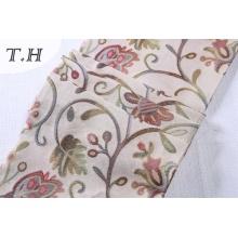 Schöne Blumensofa Stoff Jacquard 100% Polyester