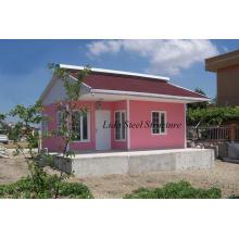 Maison préfabriquée modulaire économique
