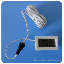 Abs White Digital Temperature For Thermostat Control Panel Long Life