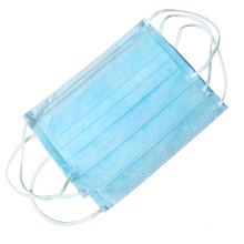 20X Disposable Face Masks Non-Woven Dust Mask with 3 Layer Dust Protective Mouth Cover Filter Mask Filter