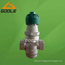 Régulateur de pression de vapeur (GAY14H / F)