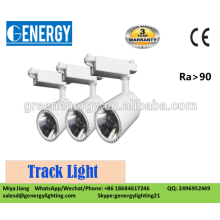 Energy saving 14w track light 3 years warranty durable COB led track light 14w 15w 20w 30w for Europe market