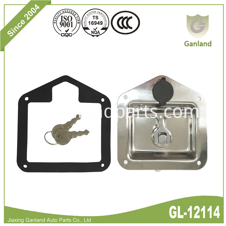 Cam Latch Rod Control GL-12114