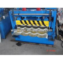 Telha de piso de alta qualidade Zhejiang que faz a máquina à venda