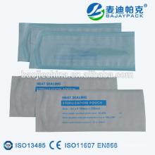 жара-запечатывание легко отслаивающимся плоский мешок