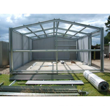 Prefabricated Steel Structure Shed (KXD-SSB1293)