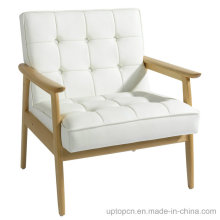 Upholstered Solid Wood High-Class Hotel Restaurant Chair (SP-EC729)