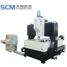 Tpd2010 CNC Gantry Drilling Machine for Plate